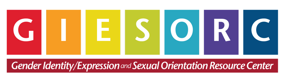 Gender Identity/Expression and Sexual Orientation Resource Center logo